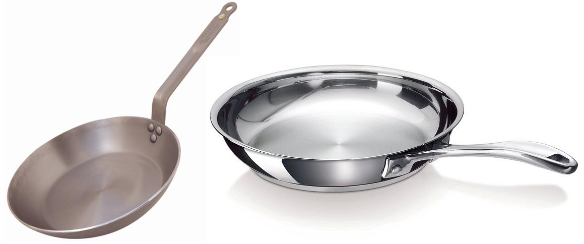 quelle po le choisir pour r aliser une bonne omelette. Black Bedroom Furniture Sets. Home Design Ideas