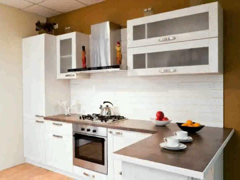 style cuisine petit emplacement